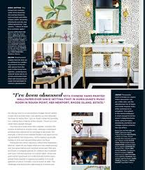 Glam Powder Room Pure Imagination Interiors By Color