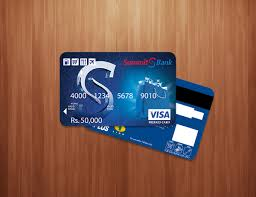 bank prepaid debit cards summit bank ltd visa debit card on behance