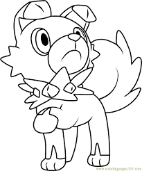 coloring pages pokemon sun and moon cosmog coloring pages rockruff pokemon sun and moon coloring page
