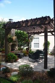 Pergola Kitchen Outdoor by 27 Best Pergola Images On Pinterest Pergola Backyard Ideas And