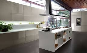 fascinating open shelving kitchen islands that will make your
