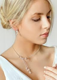 bijoux mariage collier de mariée sparkle en cristal et perles de rcoaille