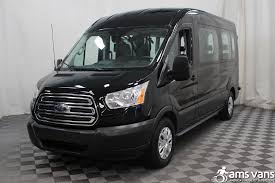 2016 ford transit wagon 15 wheelchair van for sale 44 495