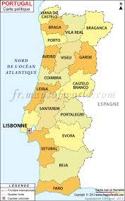 Spain Portugal Map by Carte Portugal Carte Du Monde Pinterest Portugal Voyage