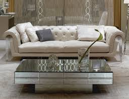 furniture mesmerizing mirrored coffee table for your living room