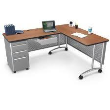 Best Adjustable Height Desks by Modular Teacher U0027s Desk Mooreco Inc Best Rite Balt