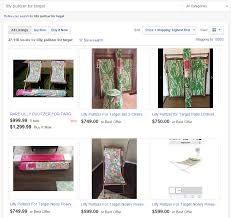 ebay black friday target the cult of lilly pulitzer