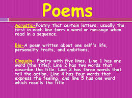 poetry by mrs clark what is poetry poetry is a kind of