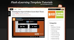 free online flash tutorials for elearning templates elearning