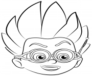 pj masks coloring pages free download printable