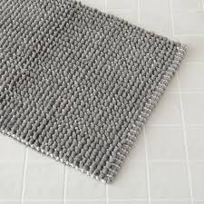 Grey Bathroom Rugs Bathroom Bath Rug Sets Bath Runner Memory Foam Silver Grey