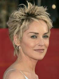 photo gallery of short hairstyles for 50 year old woman viewing