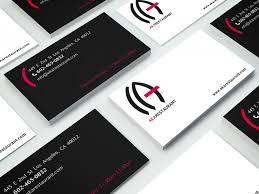 logo business card and menu for a sushi restaurant