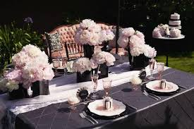black and white wedding 3 black and white wedding color palettes weddbook