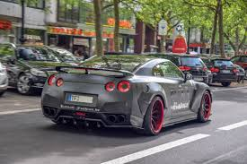 Nissan Gtr New - the new nissan gtr by prior design madwhips