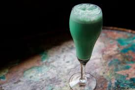 green cocktail it u0027s not easy being green the weird history of the grasshopper