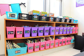milk crate shelves astrobrights brightest teacher classroom makeover reveal