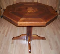 Tables Nampa Idaho Wood Furniture Boise Caldwell Custom Wooden - Octagon kitchen table