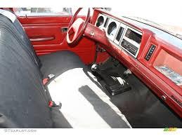 88 ford ranger specs 1988 medium scarlet ford ranger regular cab 56704655 photo 6