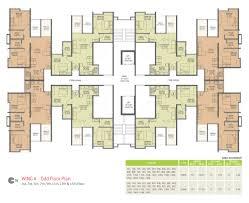 2 Bhk Floor Plans Vtp Builder Vtp Purvanchal In Wagholi Pune 2 Bhk Flats In Wagholi