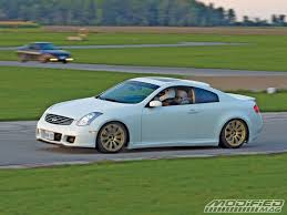 lexus coupe 2006 project 2006 infiniti g35 modified magazine