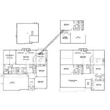 kimball hill homes floor plans winsford model in the century farms subdivision in naperville