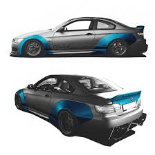 lexus is300 widebody clinched flares u2013 automotive shed