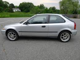 1996 honda civic hatchback cx sell used 1996 honda civic cx hatchback 3 door 1 6l no reserve in