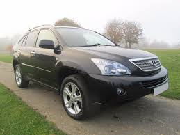 lexus rx 400h sr used cars rs motor trading company