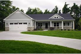 walkout ranch house plans eplans ranch house plan open plan ranch with finished walkout