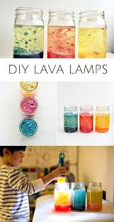 diy lava lamps kids can make a fun and easy science experiment