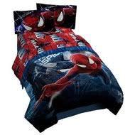 Spiderman Comforter Set Full Bedding Full Size Bedding Marvel Spiderman Full Bedding Kids Whs