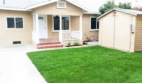 los angeles rental figure 8 realty los angeles rental home back house for