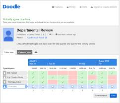 doodle poll ifneedbe free scheduling software from doodle doodle