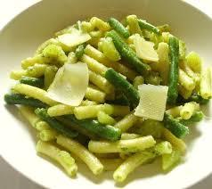 cuisine haricot vert recette de tagliatelles aux haricots verts recettes diététiques