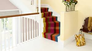 Paint Colours For Hallways And Stairs by Create A Welcoming Entrance With Yellow Dulux