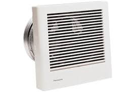 reversible wall exhaust fans panasonic ventilation whisperwall through the wall spot