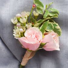 corsage flowers blush bouts and corsages makes 20 25 flower moxie