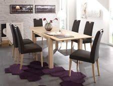 essgruppe küche tisch stuhl sets aus massivholz zum zusammenbauen für die küche