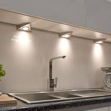 Triangular Under Cabinet Kitchen Lights by Titon Cob Led Triangle Light