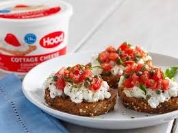 How Much Fiber In Cottage Cheese by Hood Country Style Cottage Cheese