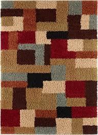 casual shag 8510 multi ansari oriental rugs