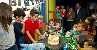 kids birthday party birthday aquarium