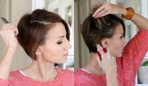 Frisuren Zum Selber Machen F Kurze Haare by Kurze Haare Locken Frisuren Mit Locken Für Kurzhaarschnitt