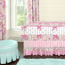 Bright Pink Crib Bedding by Toddler Bedding For Boy Decors Ideas
