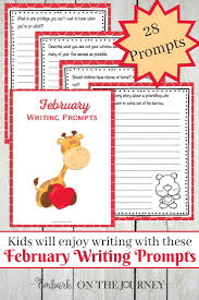 house and home essay printable february writing prompts free printables homeschool