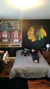 hockey bedrooms hockey bedroom decorating ideas the perfect bedroom for a fan