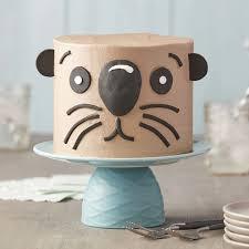 otter cake topper otterly adorable otter cake wilton