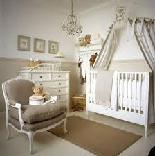 classic baby room design