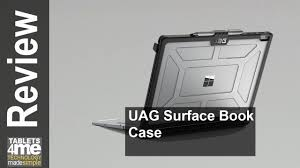 Microsoft Surface Rugged Case Uag Surface Book Feather Light Composite Ice Military Drop